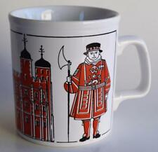 Staffordshire Potteries ~ H.M. Tower of London ~ Coffee Cup Mug