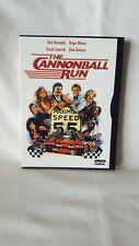 The Cannonball Run  DVD Burt Reynolds Farrah Fawcett Dean Martin