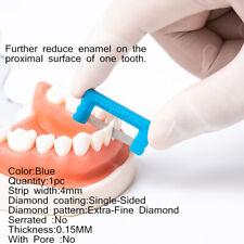10pc/paquete dental para ortodoncia reducción Tiras interproximal Esmalte Kit Automático