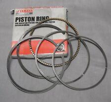 Genuine Yamaha TT350 XT350 Piston Ring Set +1.0mm 55V-11610-40 Kolbenringsatz