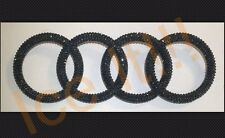 Audi A6 A4 A8 Q7 Rear Trunk Bling Emblem W Swarovski Crystals (in Your Model)