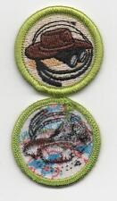 """Exploration Merit Badge (New - 2016), Type L, """"Since 1910"""", Mint!"""