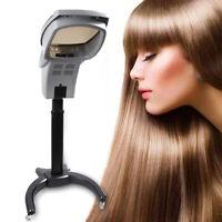 Salon Spa Hair Steamer Heater Dyeing Perming Oil Treatment Machine Floor Stand