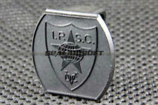 ACM Airsoft Toy IPSC Logo Plastic 1.5 / 2 Inch Belt Head BK BD2357 NOT FOR REAL