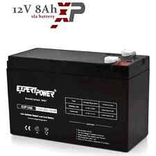 ExpertPower 12 Volt 8 Amp SLA AGM Battery replaces Gold Top GT12080-HG & UB1280