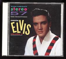 Elvis Presley - Stereo '57 (Essential Elvis Vol. 2) CD. Japan Edition
