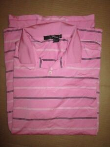 Mens RALPH LAUREN GOLF collared polo shirt L Lg
