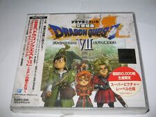 DRAGON QUEST VII - PLAYSTATION 1 / PS1 (JAPANESE VERSION) RARE NEW/SEALED 2 DISC