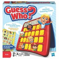 Guess Who? MB Cardboard Modern Board & Traditional Games