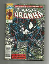 O Homem-aranha 10 , portuguese european comic, 1995