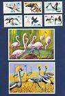 RWANDA   SC 652 // 661   FVF MNH   BIRDS   1975