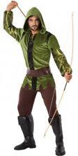 Déguisement Homme ROBIN des BOIS XL Arrow Super Héro Archer Cinéma NEUF