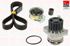 TIMING BELT KIT WITH WATER PUMP FOR VW BORA TBK161-6438 OEM QUALITY