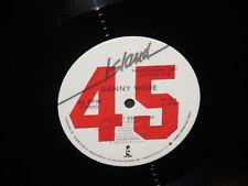 "Danny Wilde ""Isn't It Enough"" 12"" 45 PROMO"