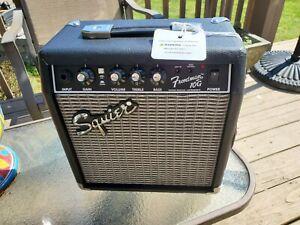 Fender Squier Frontman 10G 10W Guitar Amp Black