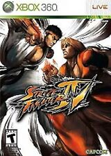 Street Fighter IV Xbox 360/Xbox One Game 4 Original Release Fast Ship!