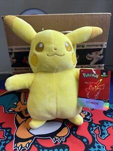 RARE Pokemon Shiny Pikachu Plush