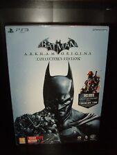 Batman Arkham Origins Collectors Edition PS3
