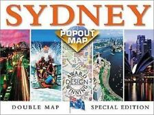 Sydney Popout Map: Double Map : Special Edition (World Popout Maps) Map Group P