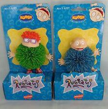 Nickelodeon Rugrats Tommy Chuckie Koosh Ball Character Figure Toys OddzOn 1998