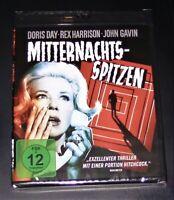 Mitternachtsspitzen-Doris Avec Doris Journée / John Gavin blu ray Rapide D' Neuf