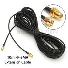 10M Antenna RP-SMA Male To Female Extension Cable Line For WiFi Wireless Router