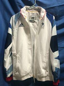 Adidas Olympic London 2012 Team GB Limited Edition Track Jacket Small
