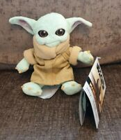 Disney Store The Mandalorian The Child Grogu Shoulder Soft Toy Baby Yoda New