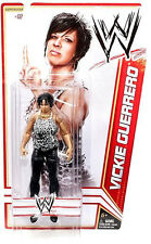 Mattel WWE Basic Series 13 Vickie Guerrero (#02) Wrestling Action Figure