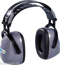 Delta Plus Venitex Interlagos Grau/ Schwarz SNR 33 Ohrenschützer Gehörschutz