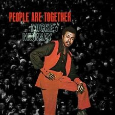 MURRAY , MICKEY - PEOPLE ARE TOGETHER NEW VINYL RECORD