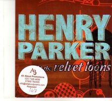 (DP822) Henry Parker And The Velvet Loons, 4 Track EP - DJ CD