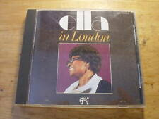 Ella Fitzgerald - in London  [ CD ]1974  Made In JAPAN