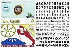 SLICE Design Card BON APPETIT! 33753 Making Memories