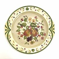 "Certified International La Toscana Serving Chop Plate 15 1/4"" Pamela Gladding"