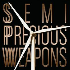 Aviation by Semi Precious Weapons (CD, 2014, Redzone Records)
