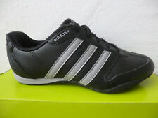 Adidas Trainers Casual Shoes Loafers Black