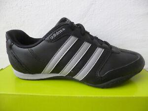 Adidas Chaussures de Sport Basket Loisir Chaussures Basses Nouveau Noir