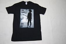 THE CURE BOYS DON'T CRY T SHIRT NEW OFFICIAL ROBERT SMITH LOVECATS FAITH WISH