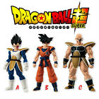 Bandai Dragon Ball Z Candy Toy  Vegeta & Son Gokou PVC Action Figures Models