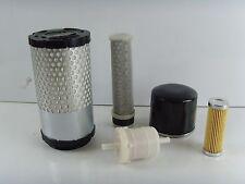 Kubota U10, U10-3 Service Kit - Air, Oil, Fuel Filters