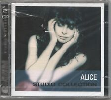 ALICE - Studio collection - FRANCO BATTIATO 2 CD 2005 SIGILLATO SEALED