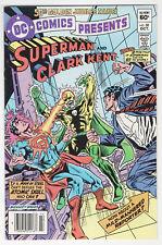 """1982--""""DC COMICS PRESENTS SUPERMAN AND CLARK KENT"""" (#50)--VF/NM"""