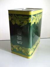 Olio extravergine di oliva olive oil 100% calabrese dolce (varietà cassanese)