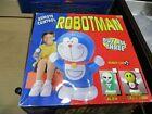 ROBOTMAN vintage Doraemon remote control inflatable toy Robot Cat 1980's Perfect