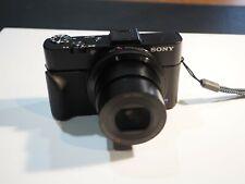 Sony Cyber-shot DSC-RX100 II 20.2MP - with Sony Grip - really clean