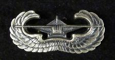 Vintage WWII Sterling AIRBORNE GLIDER WINGS Badge Pin II
