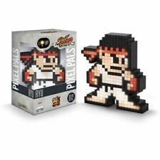 PDP Action Figure Pixel Pals Capcom Street Fighter V Hot Ryu Collectible