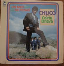 Chuco y su Carta Brava - Un Mar de Penas - LP Vinyl Record New! Sealed! Profono