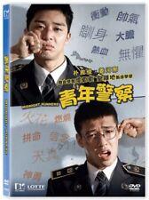 """PARK Seo jun """"Midnight Runners"""" Kang Ha neul Korean Action Comedy Region 3 DVD"""